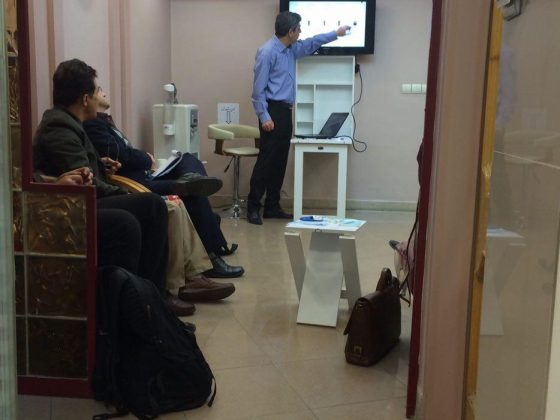 کلاس آموزش پیزوسرجری